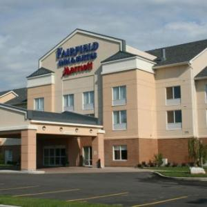 Fairfield Inn & Suites by Marriott Sault Ste. Marie Sault Ste Marie
