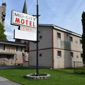 Mid-City Motel Sault Sainte Marie